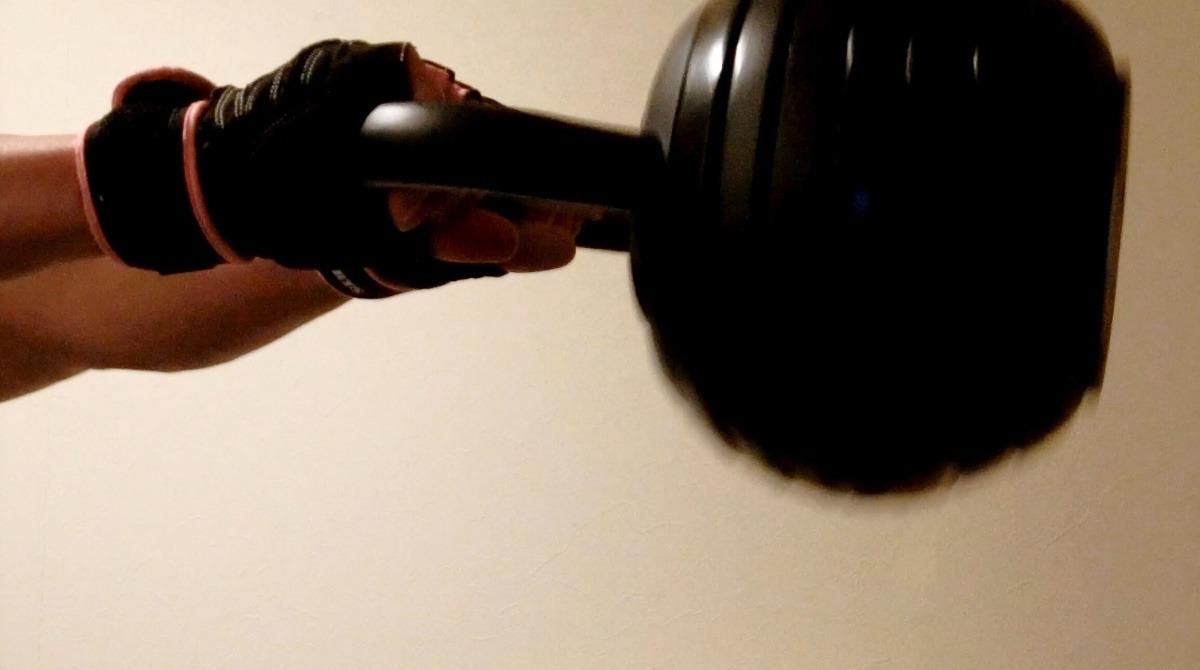 ケトルベルトレーニングは体脂肪を効率的に燃焼させます!