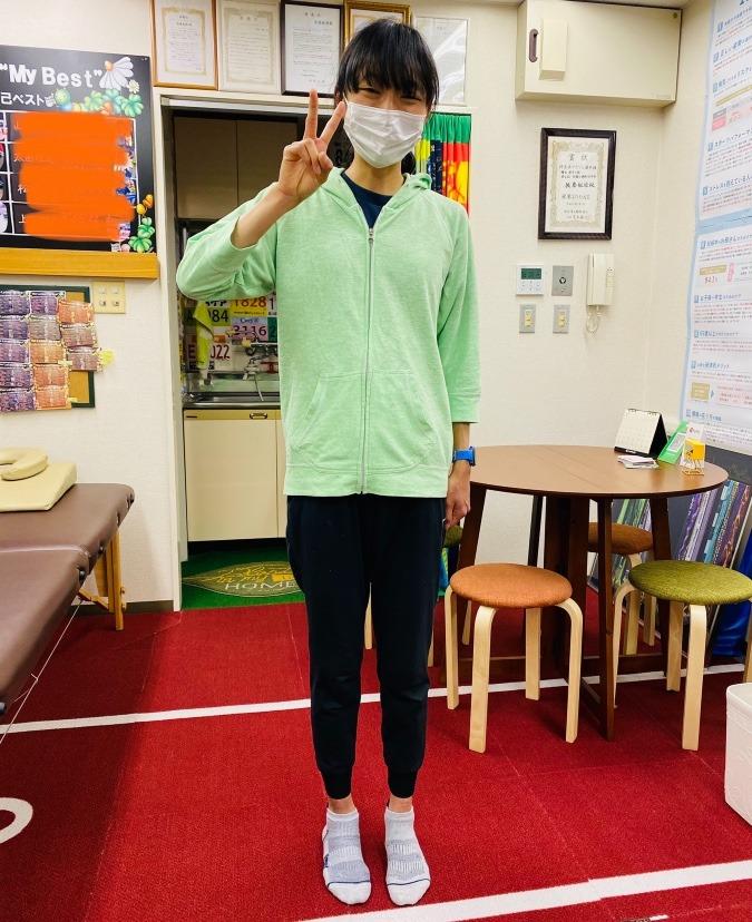 コモディイイダ渡邊選手ケア
